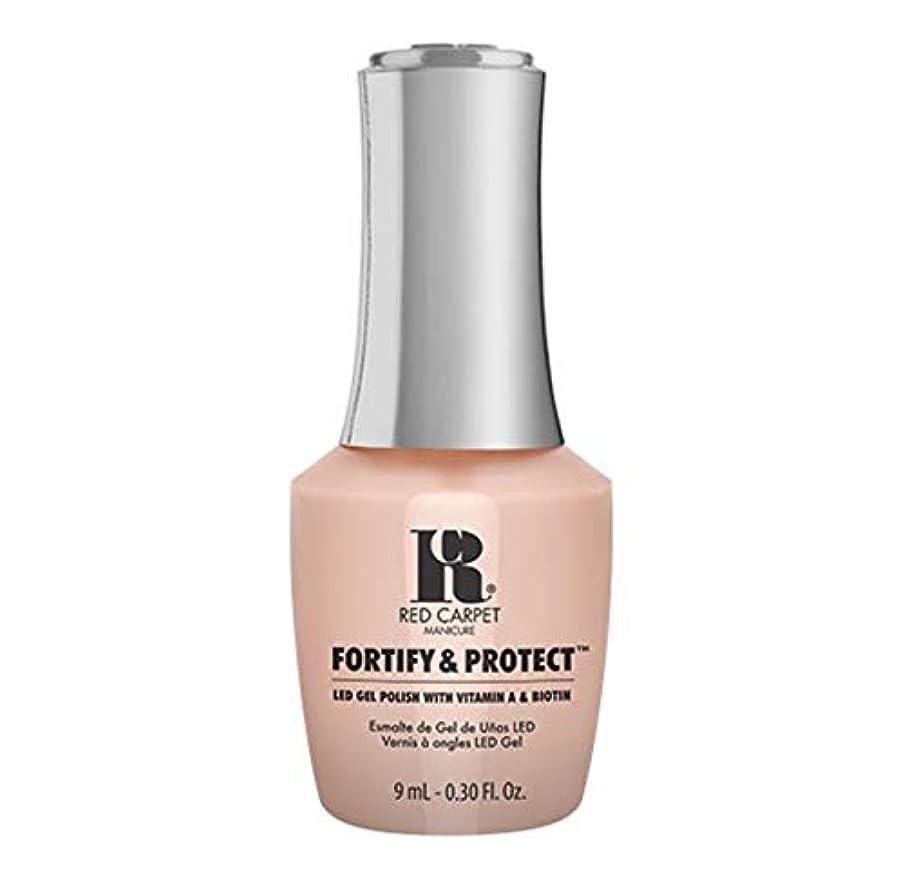 モンゴメリー活気づける無力Red Carpet Manicure - Fortify & Protect - Ready For My Cameo - 9ml / 0.30oz