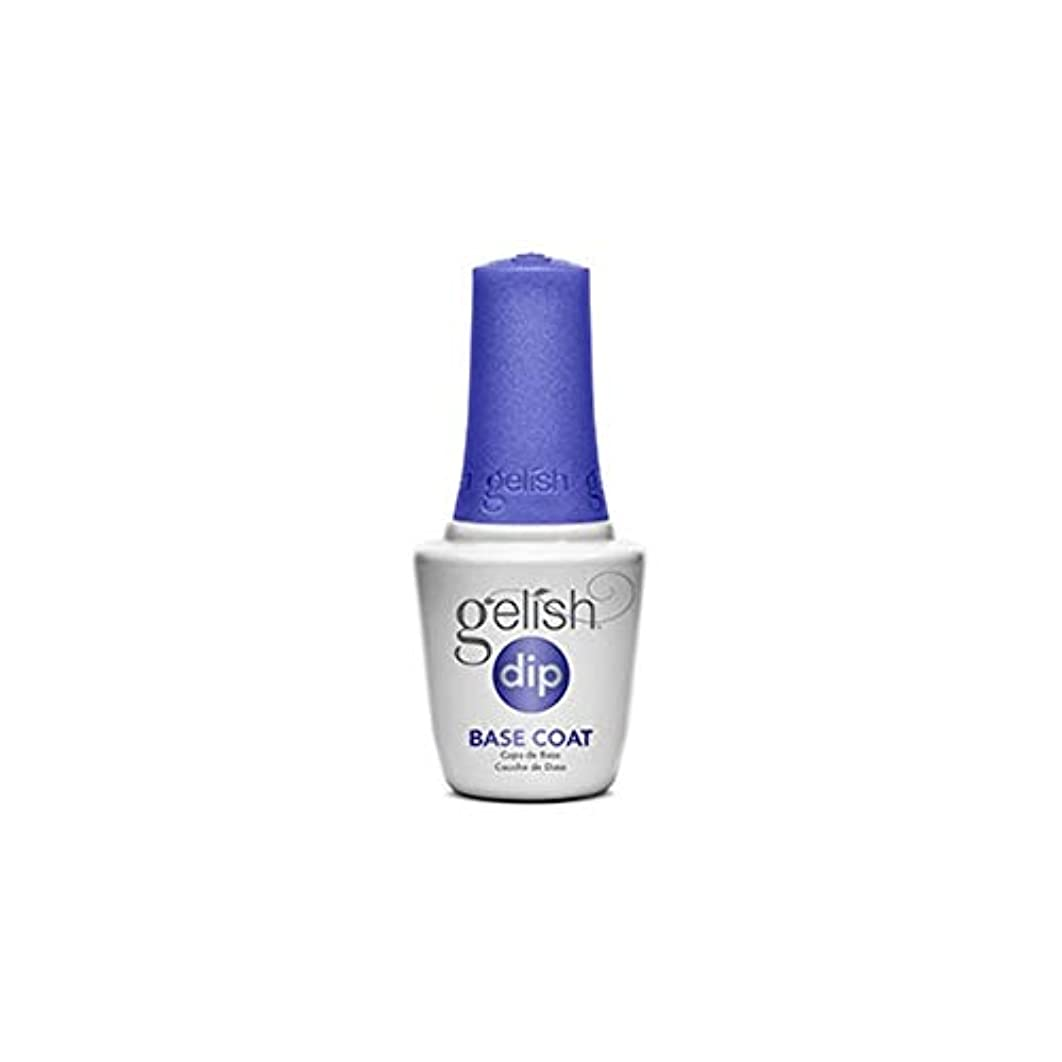 船外宴会指Harmony Gelish - Dip Powder Treatments - Step 2: Base Coat - 0.5oz/15ml