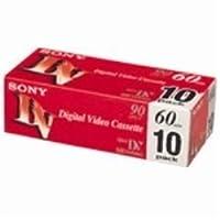 ( お徳用 10セット ) SONY(ソニー) ミニDVC 10DVM60R3 10巻 ×10セット