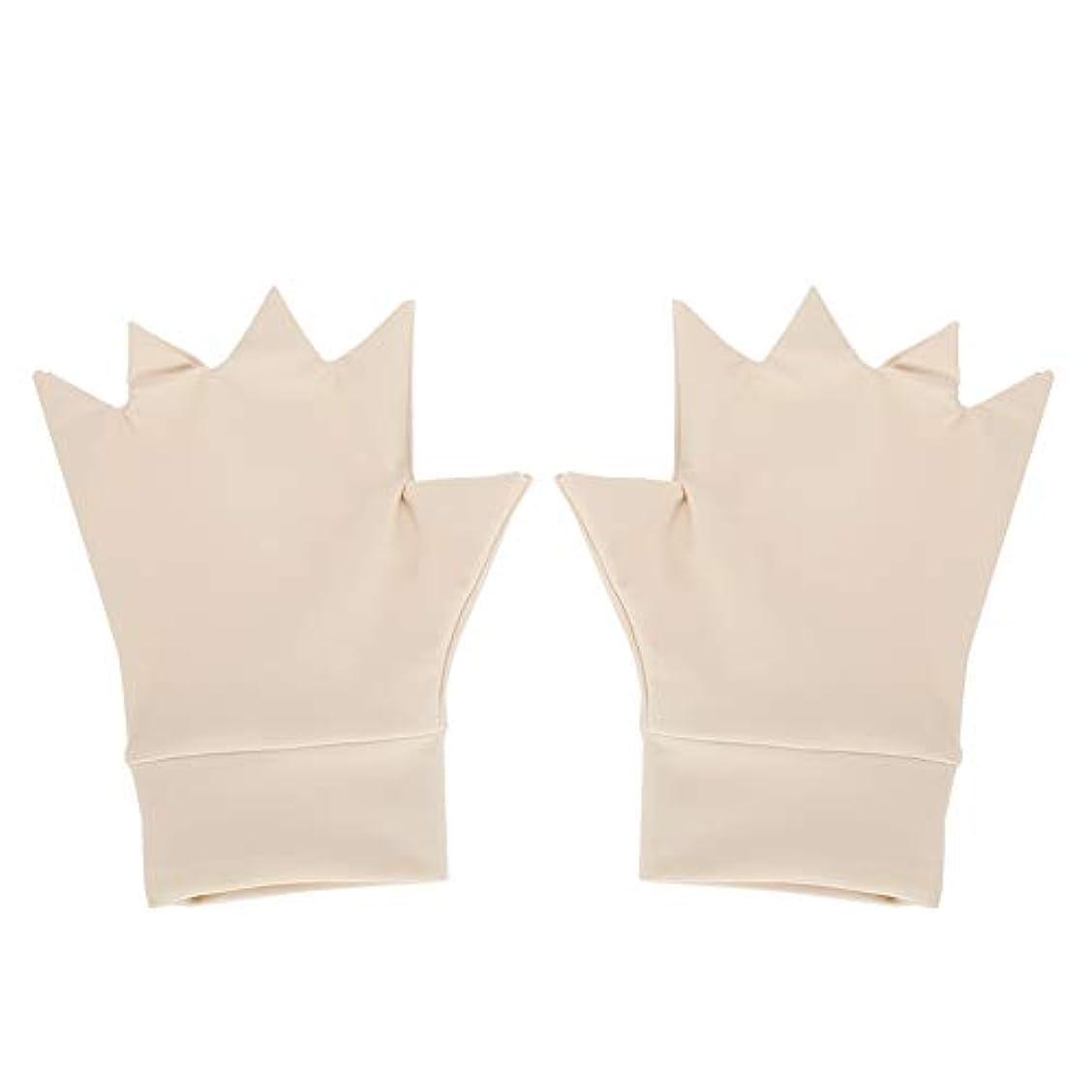 一時的イベント休日抗関節炎の手袋、抗関節炎のヘルスケアの手袋の圧縮療法のリウマチの痛み