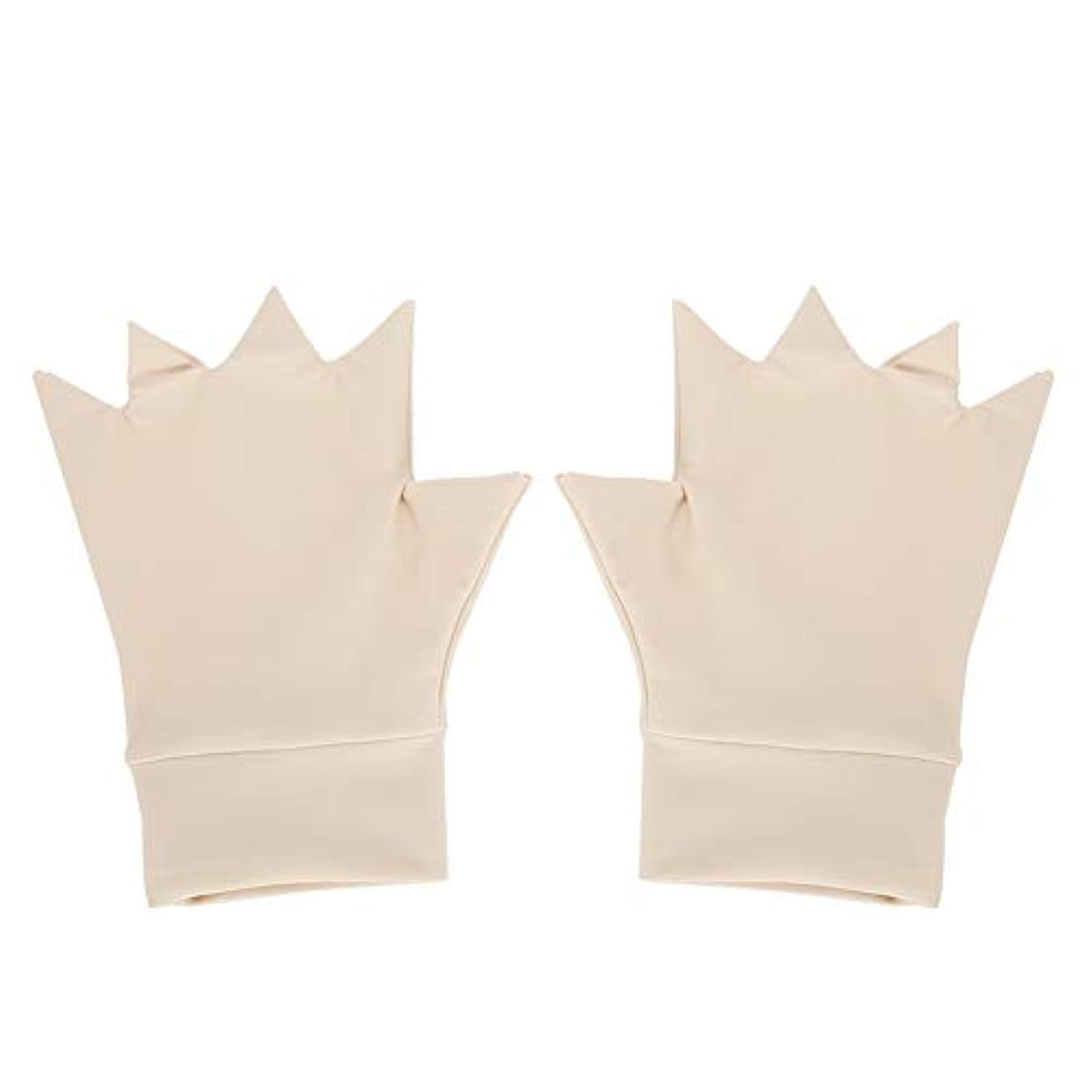 硬さ慎重突き出す抗関節炎の手袋、抗関節炎のヘルスケアの手袋の圧縮療法のリウマチの痛み
