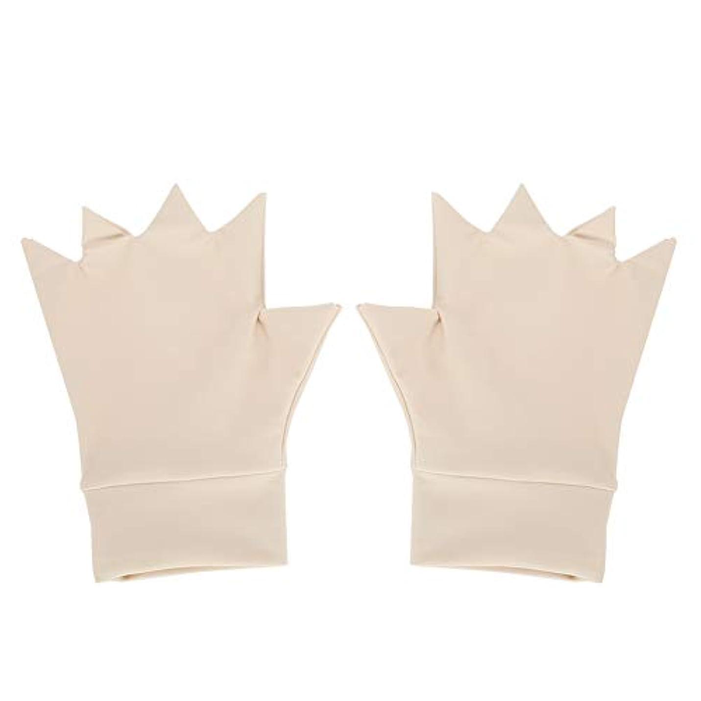 一般的な条件付き熱狂的な抗関節炎の手袋、抗関節炎のヘルスケアの手袋の圧縮療法のリウマチの痛み