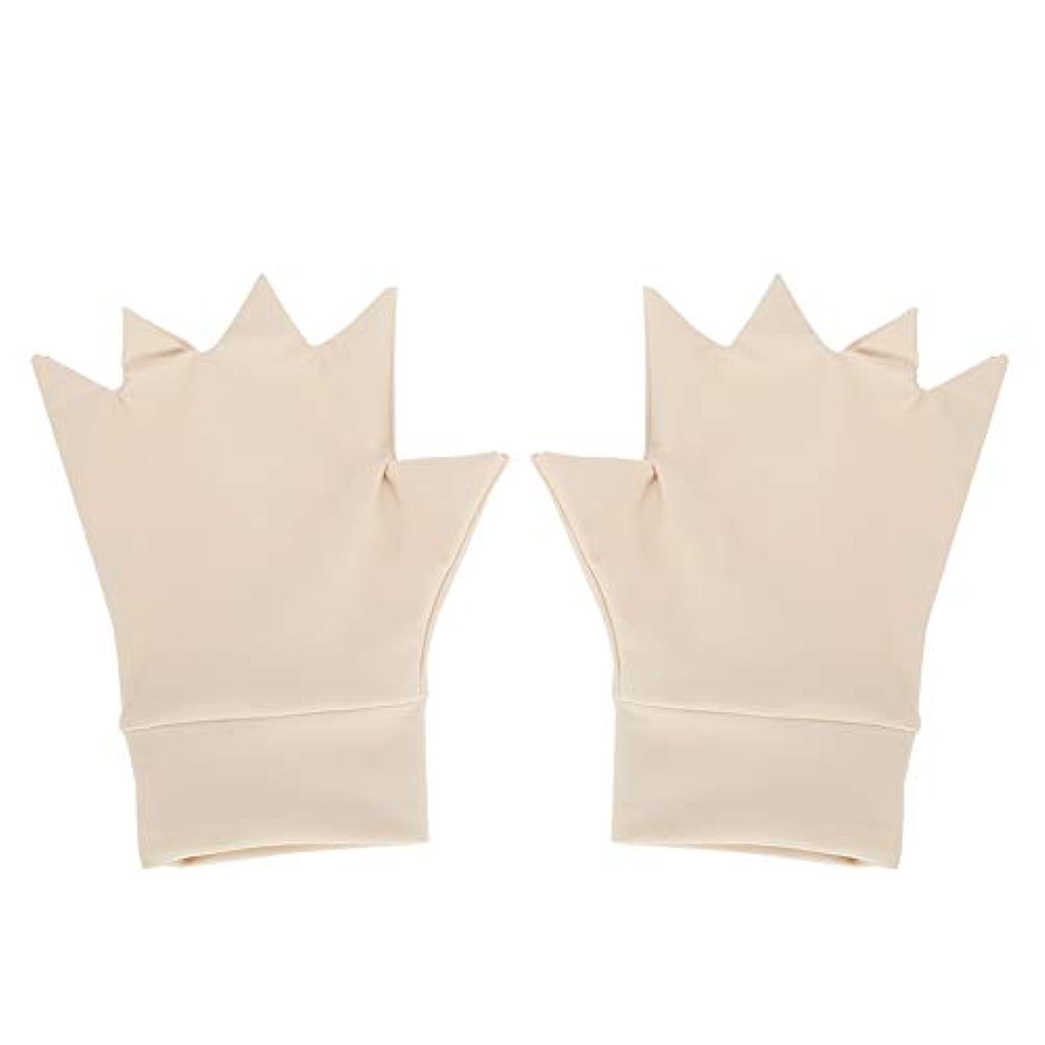 健全放射する秋抗関節炎の手袋、抗関節炎のヘルスケアの手袋の圧縮療法のリウマチの痛み