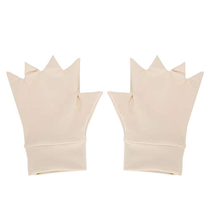 チャーター骨折チャレンジ抗関節炎の手袋、抗関節炎のヘルスケアの手袋の圧縮療法のリウマチの痛み