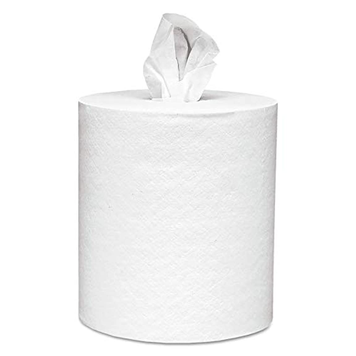 セーブアプライアンス電気のSCOTT Center-Pull Paper Roll Towels, 8 x 15, White, 500/Roll, 4/Carton (並行輸入品)