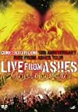 LIVE FROM ASHES~CONCERTO MOON 10th ANNIVER...[DVD]