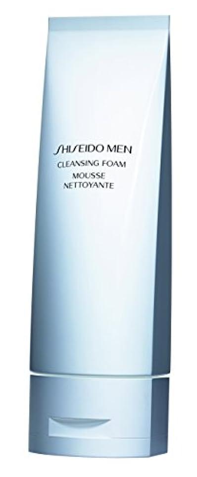 すり熟す藤色資生堂 メン クレンジングフォーム 130g 洗顔フォーム