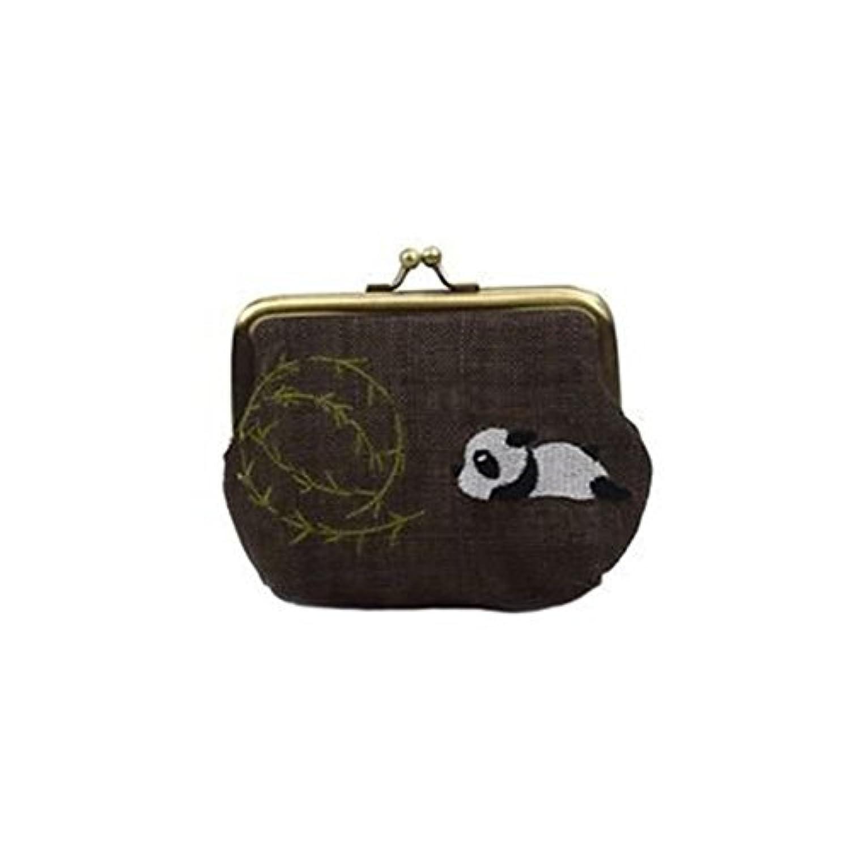 Maltose コインバッグ ガールズのための手作り 美しいスモールコットンバッグ トレージバッグ