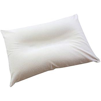 王様の夢枕 アイボリー (専用カバー付)W52×D34×H12cm 【マルチ枕付き】