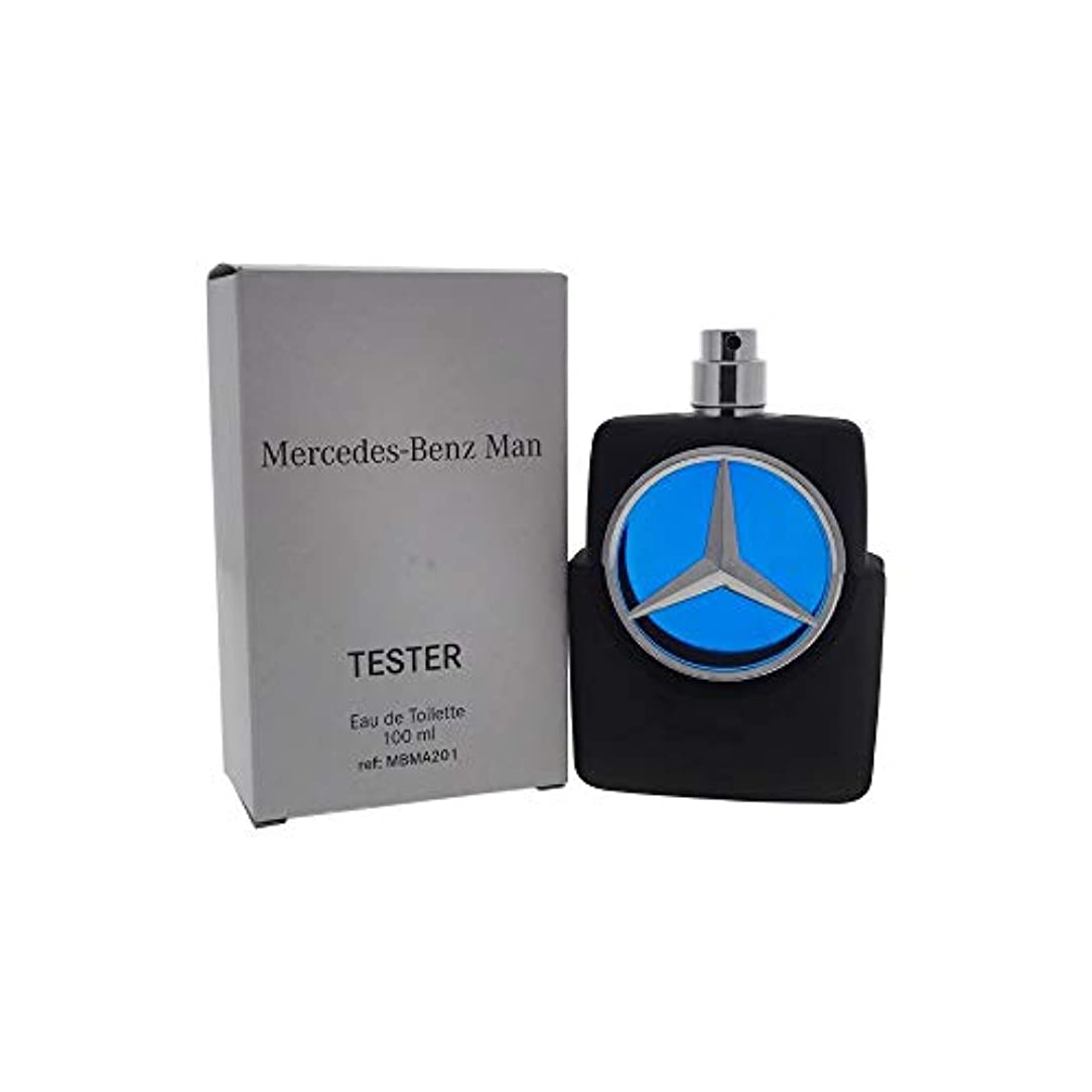 手書き未接続衣服メルセデスベンツ Mercedes Benz マン テスター EDT SP 100ml