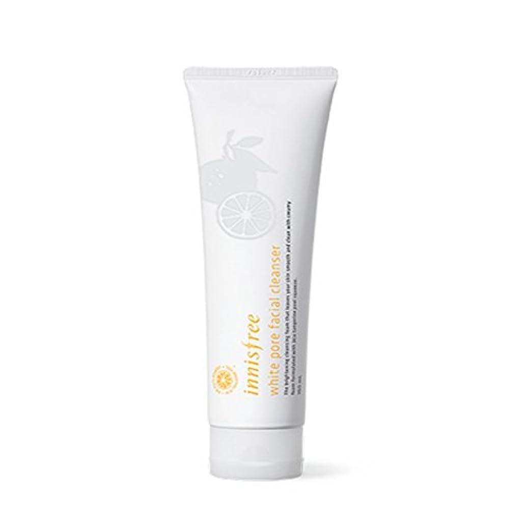 スリーブ格差大学イニスフリーホワイトポアフェイシャルクレンザー150ml Innisfree White Pore Facial Cleanser 150ml [海外直送品][並行輸入品]