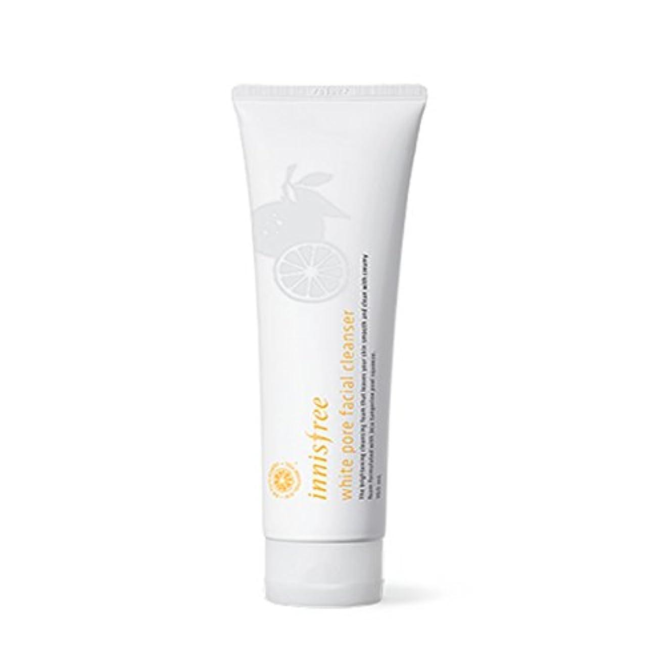 イニスフリーホワイトポアフェイシャルクレンザー150ml Innisfree White Pore Facial Cleanser 150ml [海外直送品][並行輸入品]