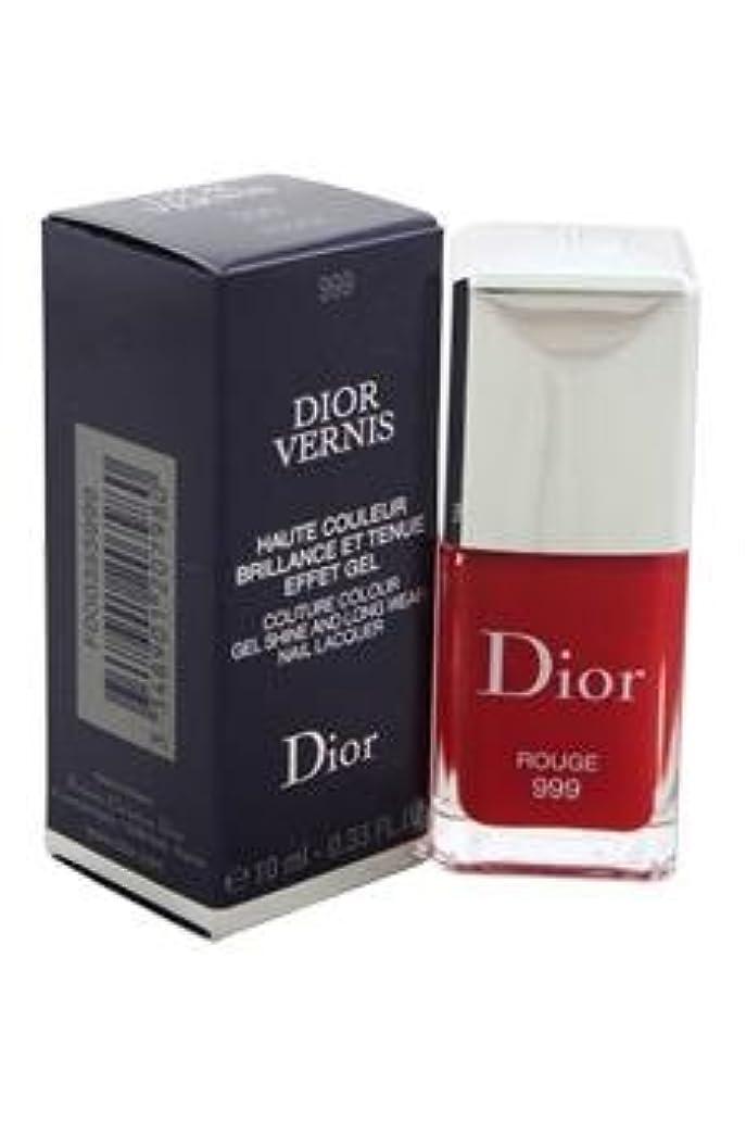血まみれの曇った委任するディオール[Dior]ディオールヴェルニ#999[並行輸入品]