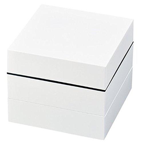 正和 重箱 オードブル重三段 ホワイト...