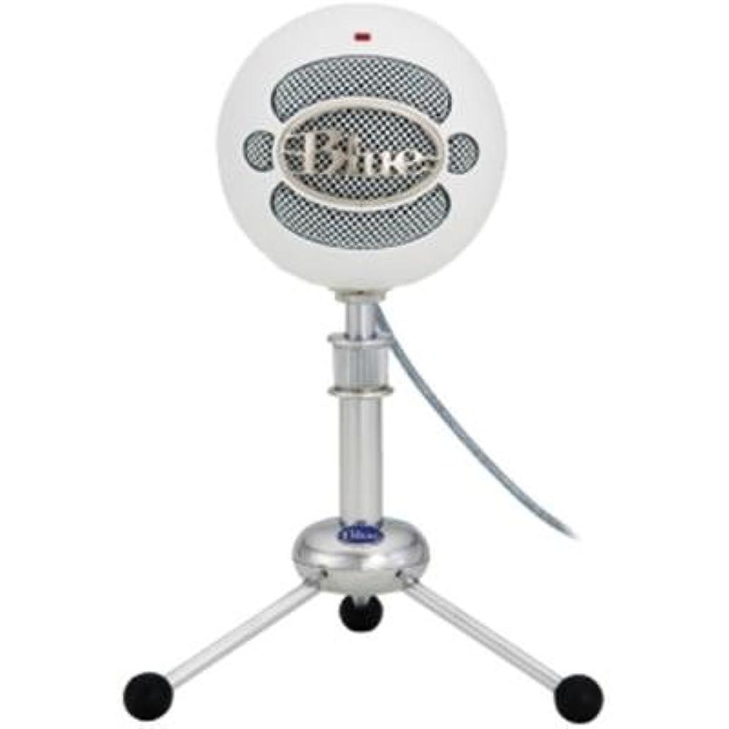 彼女は致命的ペースBlue Microphones Snowball iCE スノーボールアイス USBコンデンサーマイク ホワイト 【並行輸入品】