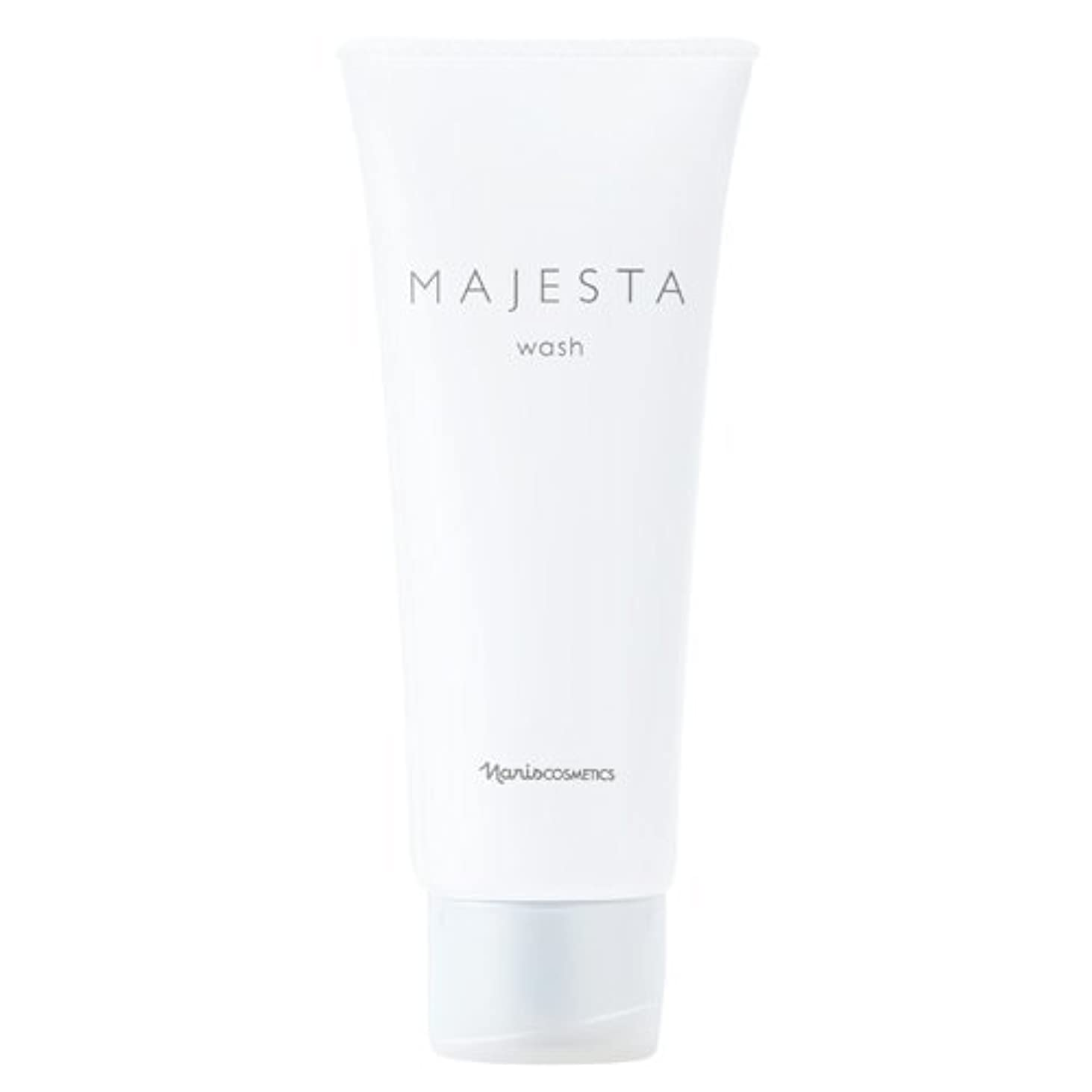 強大な一致する公爵ナリス化粧品 マジェスタ ウォッシュ(洗顔料)100g