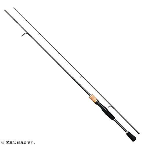 ダイワ(Daiwa) バスロッド スピニング バスX 662LS 釣り竿