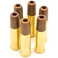 エアソフト リボルバーカートリッジ ブラック Ops エクスターミネーター 6シェル入りパック 標準6mm エアソフト BB弾に
