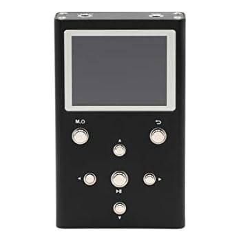 F.Audio XS03ロスレスミュージックプレーヤー 二つAK4493EQのDACを搭載 THS4151差動アンプとOPA1612電圧級アンプと八東芝A級アンプを搭載 3.5mmバランス出力プラグを搭載したポータブルHIFI音楽プレーヤー (ブラック)