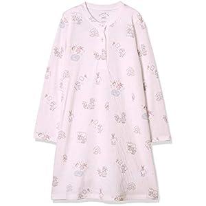 [ジェラート ピケ] Gelato Pique Kids&Baby パジャマパーティーkidsドレス PKCO184422 ガールズ PNK 日本 XXS (日本サイズ100 相当)