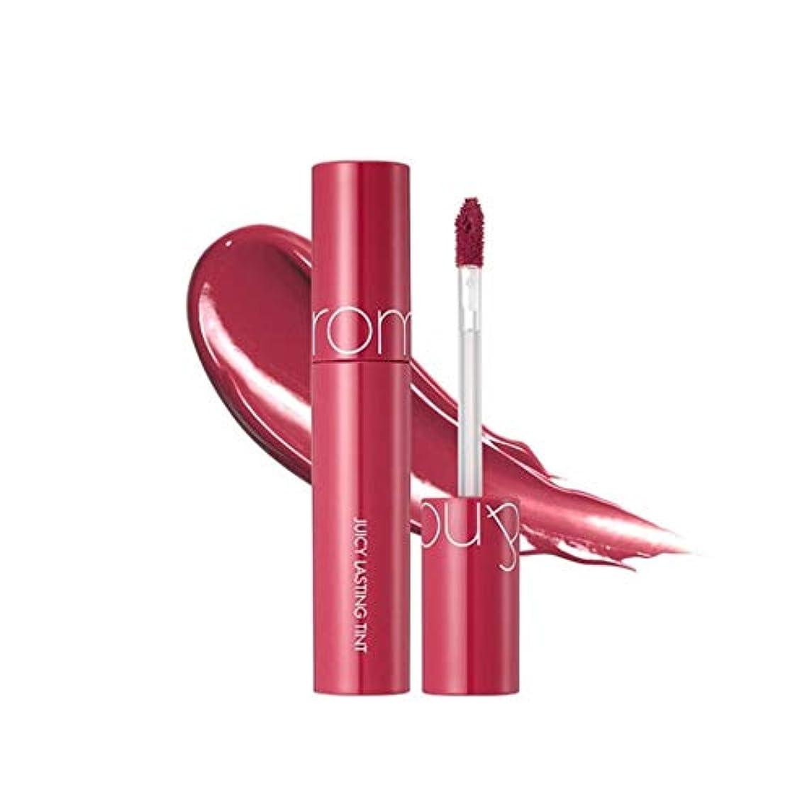 慣れている取り付け送金ローム?アンド?ジューシーラスティングティントリップティント韓国コスメ、Rom&nd Juicy Lasting Tint Lip Tint Korean Cosmetics [並行輸入品] (No.6 figfig)