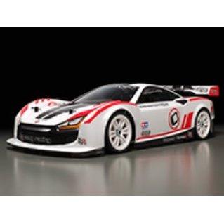 タミヤ 組立て済みエンジンRCカーシリーズ No.36 1/10 XBG ライキリ GT (TG10-Mk.2 FN) 塗装・組立済み完成モデル 43536の詳細を見る