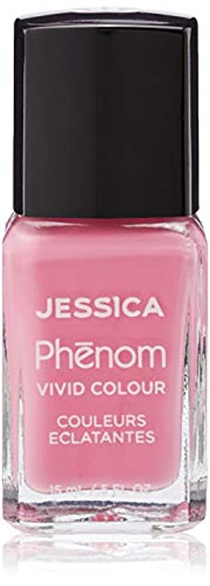 Jessica Phenom Nail Lacquer - Electro Pink - 15ml/0.5oz