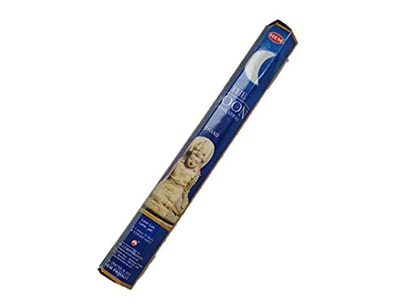アストロラーベ魔女蒸し器HEM(ヘム)お香:ムーン スティックお香/インセンス/1箱