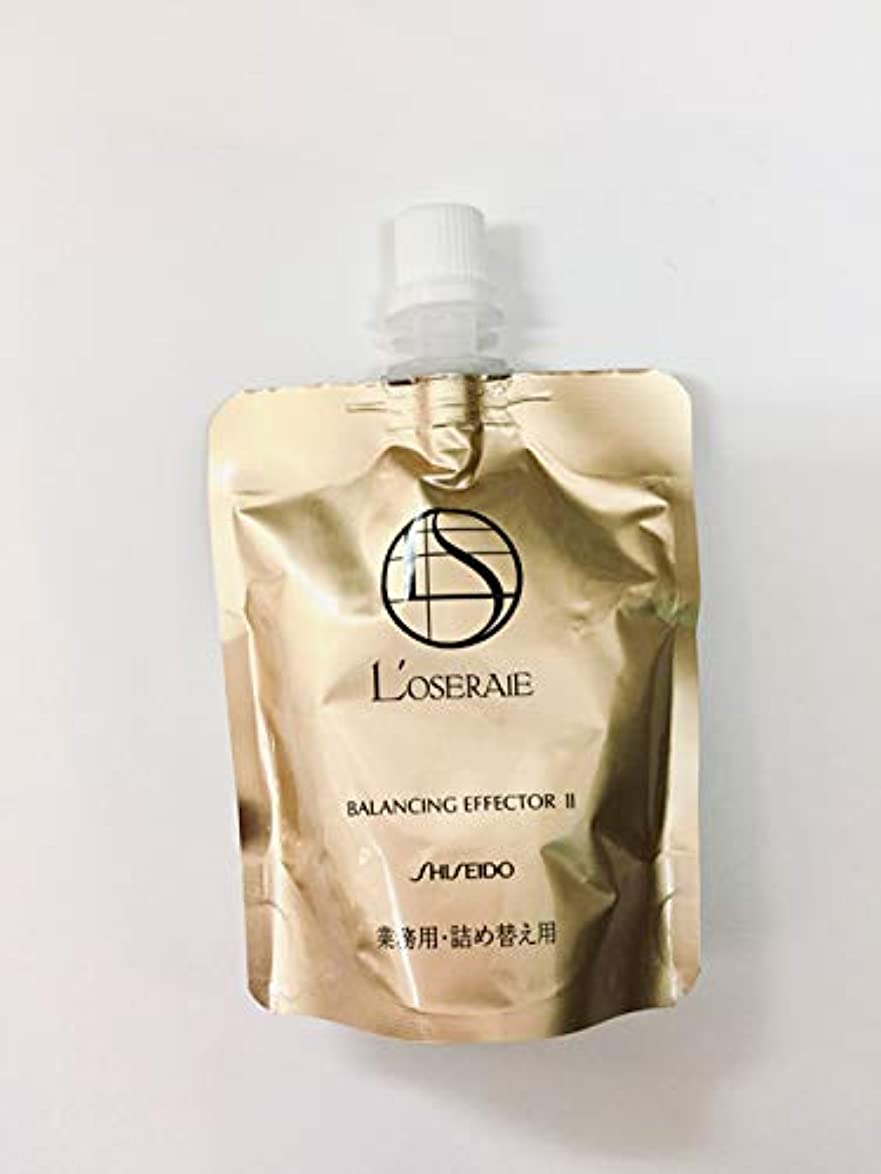 まだらディレクター乳白色【資生堂】ロズレイ(L'OSERAIE)バランシングエフェクターII保湿液(医薬部外品) 詰め替え用90ml