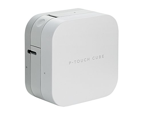 ブラザー工業 ラベルライター P-TOUCH CUBE PT-P300BT