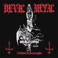 V/A - DEVIL METAL A TRIBUTE TO NUNSLAUGHTER (1 CD)