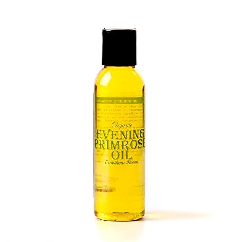 伝説簡単に読みやすさMystic Moments   Evening Primrose Virgin Organic Carrier Oil - 125ml - 100% Pure
