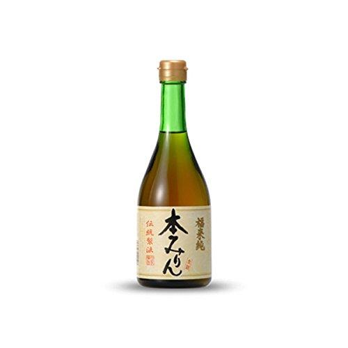2本セット 白扇酒造 伝統製法熟成本みりん 500ml×2本(岐阜県)