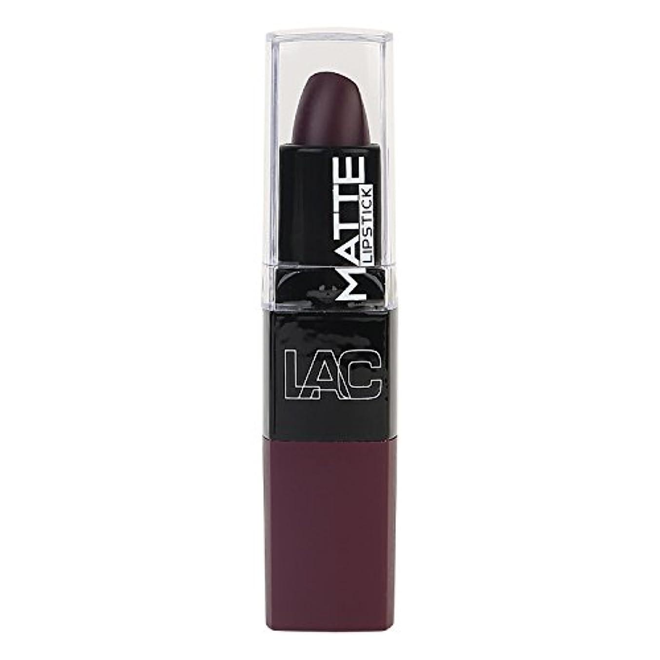別れる外交問題正当なLA Colors Matte Lipstick Torrid (並行輸入品)
