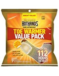 HotHands Toe Warmers 80 Pair Set by HotHands