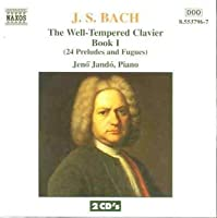 Bach: The Well-Tempered Clavier Book 1 (1997-09-18)