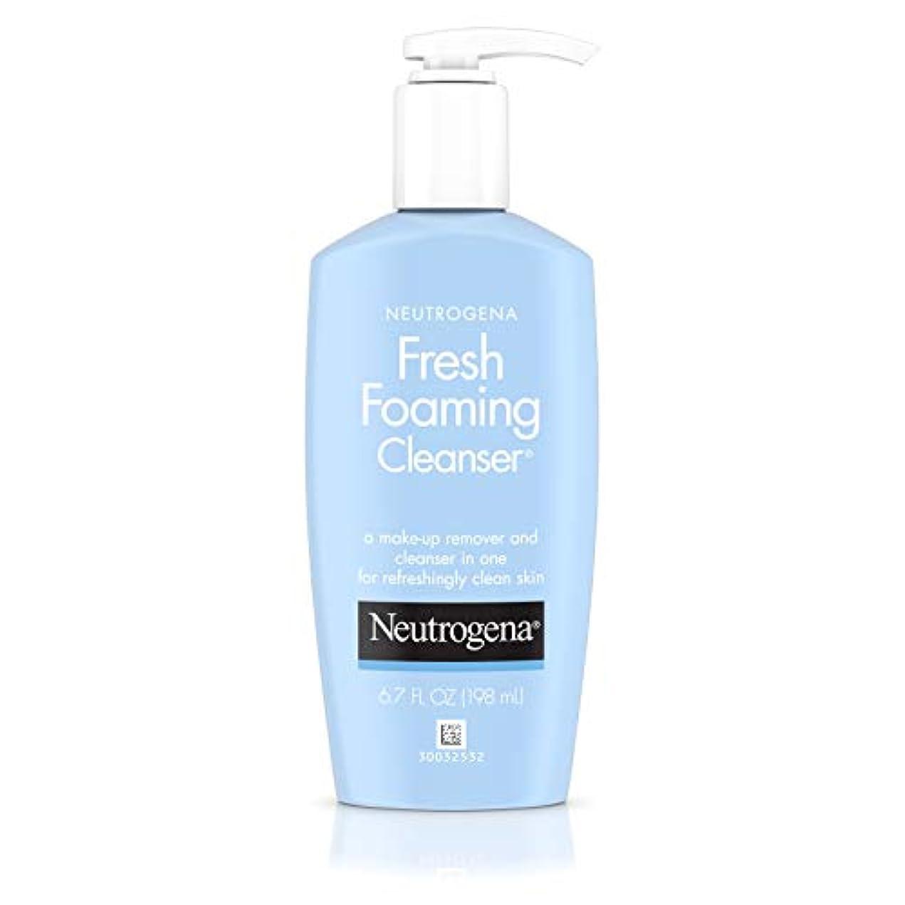 イーウェルチロ脚本Fresh Foaming Cleanser