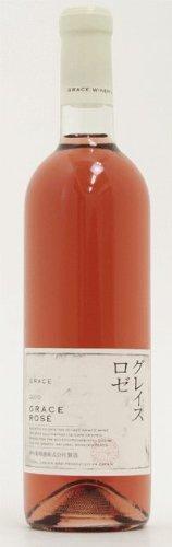 中央葡萄酒 グレイス ロゼ 750ml