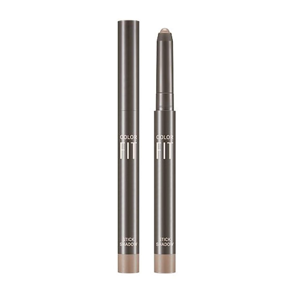 誤文明化欠陥MISSHA Color Fit Stick Shadow 1.1g/ミシャ カラー フィット スティック シャドウ 1.1g (#Irish Latte [SHIMMER]) [並行輸入品]