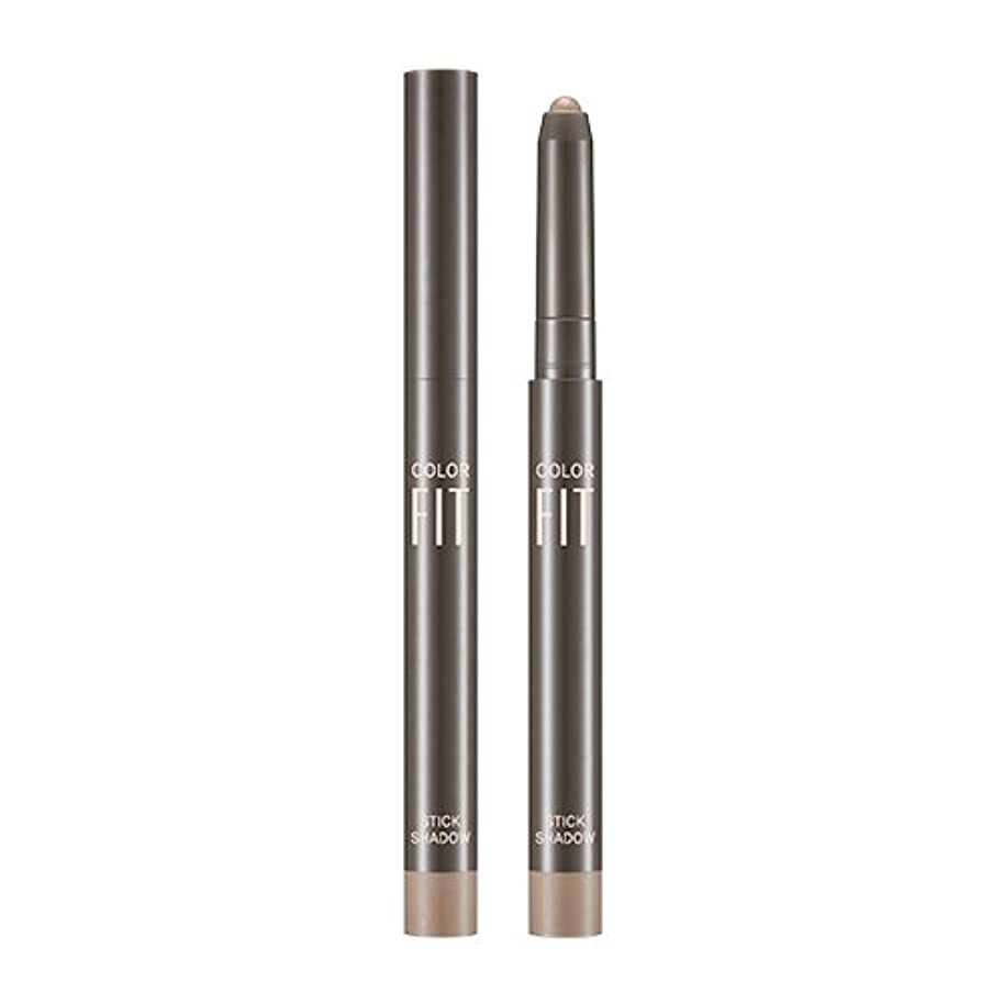 薬理学異議学生MISSHA Color Fit Stick Shadow 1.1g/ミシャ カラー フィット スティック シャドウ 1.1g (#Irish Latte [SHIMMER]) [並行輸入品]