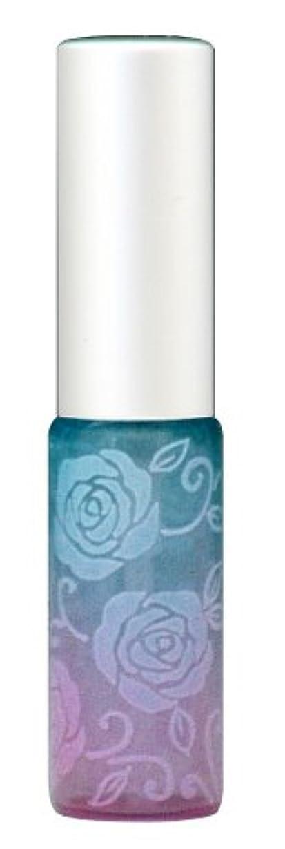 リスナー鋼庭園薔薇 グラデーション アトマイザー 58120 (MSバラ ブルー/ピンク) 4ml 【ヒロセ アトマイザー】