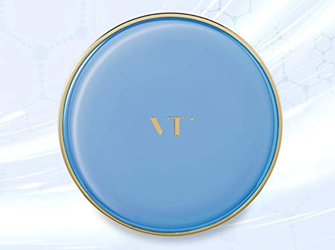 配管判定受益者VT ブルービタコラーゲンファクト SPF50+ PA+++ 11g / VT BLUE VITA COLLAGEN PACT 0.38 OZ [並行輸入品]