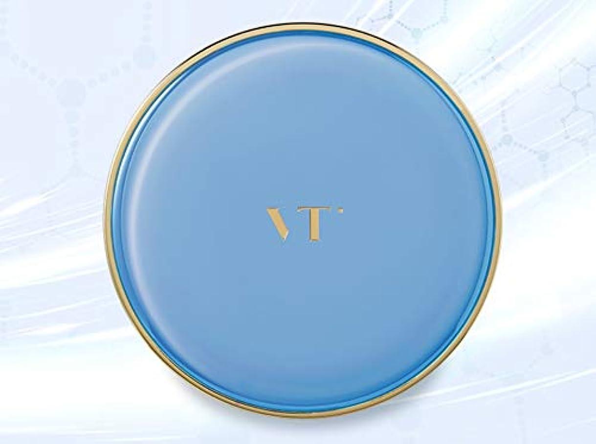 線形ギャザーマイクVT ブルービタコラーゲンファクト SPF50+ PA+++ 11g / VT BLUE VITA COLLAGEN PACT 0.38 OZ [並行輸入品]