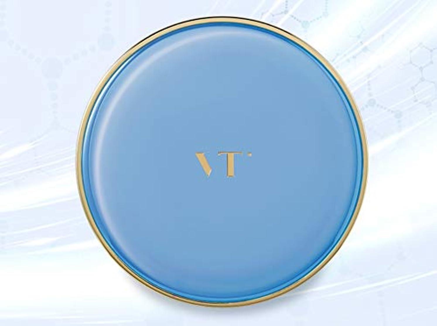 援助ブルカヌーVT ブルービタコラーゲンファクト SPF50+ PA+++ 11g / VT BLUE VITA COLLAGEN PACT 0.38 OZ [並行輸入品]