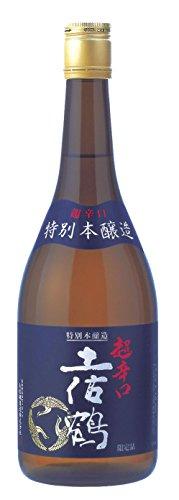 土佐鶴酒造 特別本醸造 超辛口 土佐鶴 720ml [高知県/超辛口]