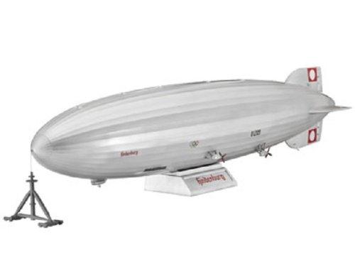 ドイツレベル 1/720 飛行船 ヒンデンブルグ LZ-129 04802