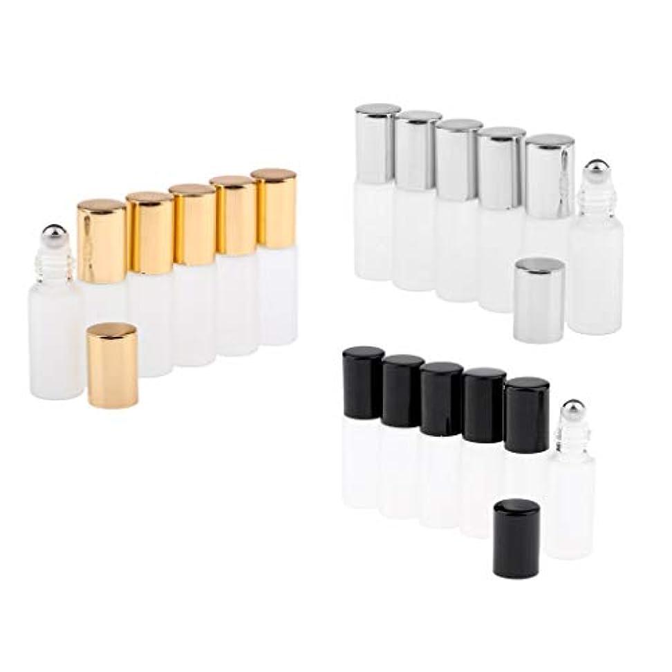 ささいなファブリック酸度CUTICATE ローラーボトル 空詰め替えボトル エッセンシャルオイル 液体 香水ボトル 化粧品用 小分け容器