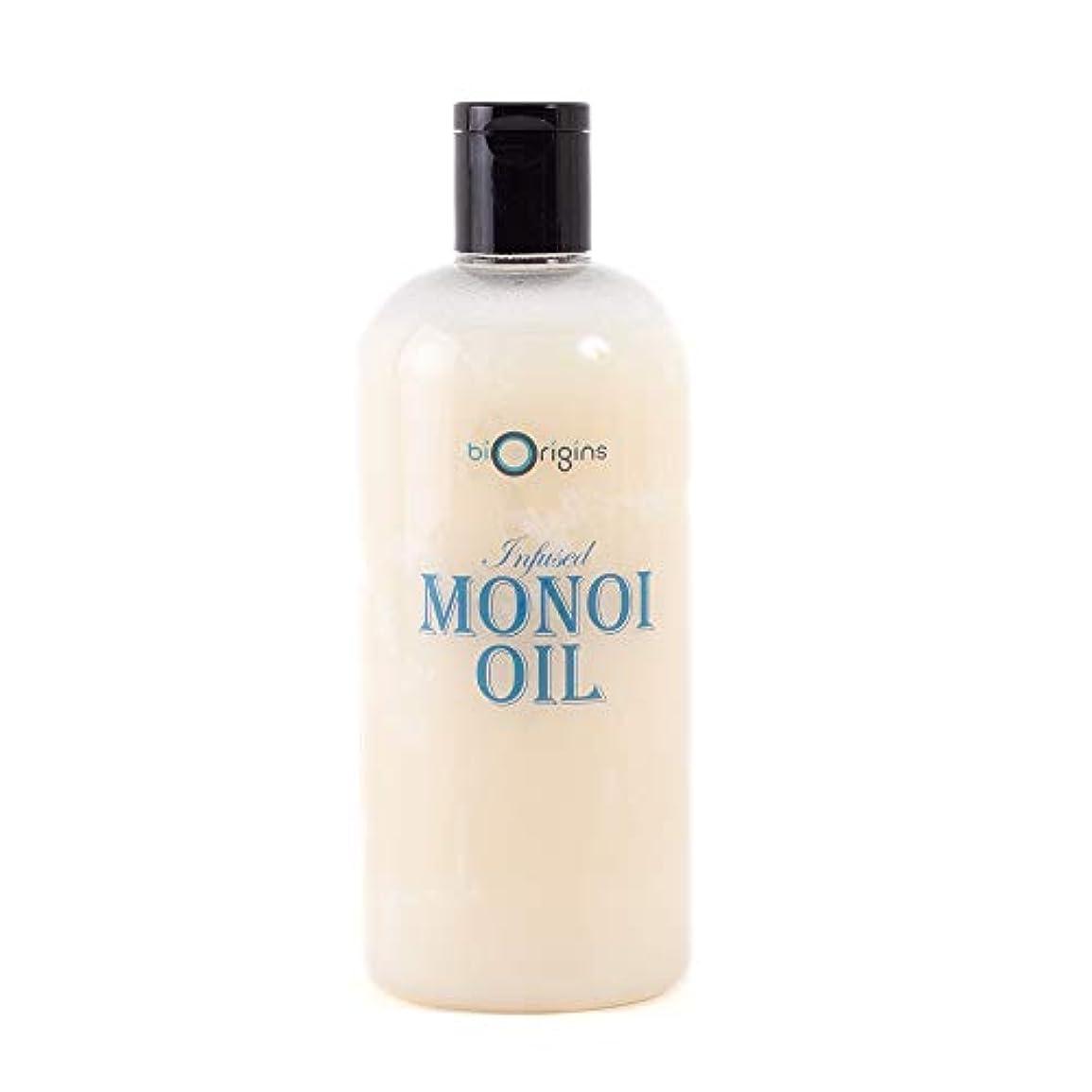 無秩序口実傑作Mystic Moments | Monoi Oil Infused - 500ml