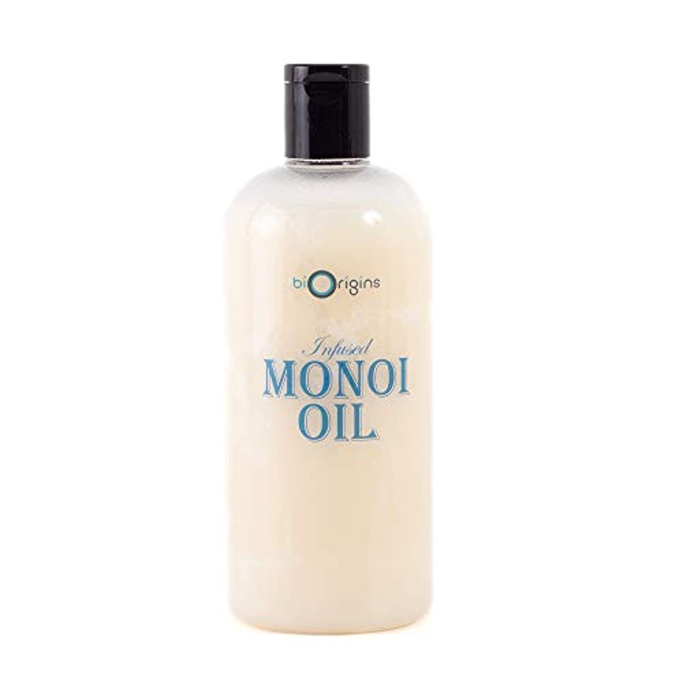 安心させる鎮静剤蓄積するMystic Moments   Monoi Oil Infused - 1 Litre
