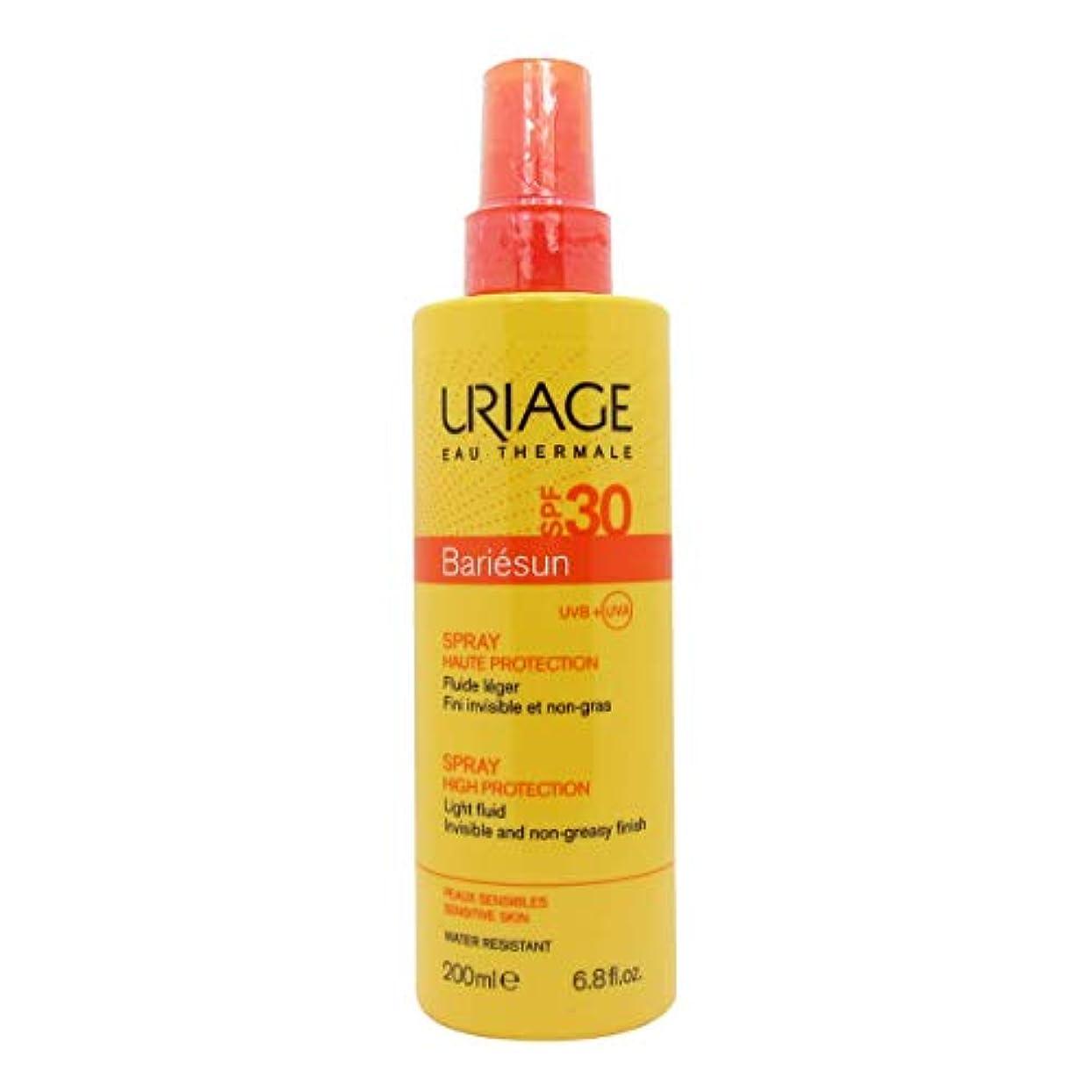 起点どんよりしたネクタイUriage Bariesun Spray SPF 30 200ml